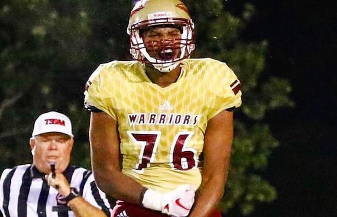 Nelson continues to gain early momentum on the recruiting trail.