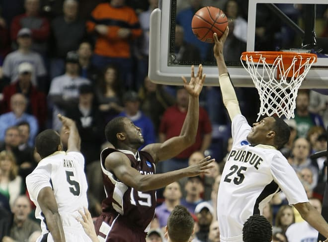 Purdue, Virginia Sent To Overtime On Miraculous Play