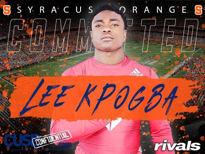 Rivals Rivals250 Lb Lee Kpogba Commits To Syracuse