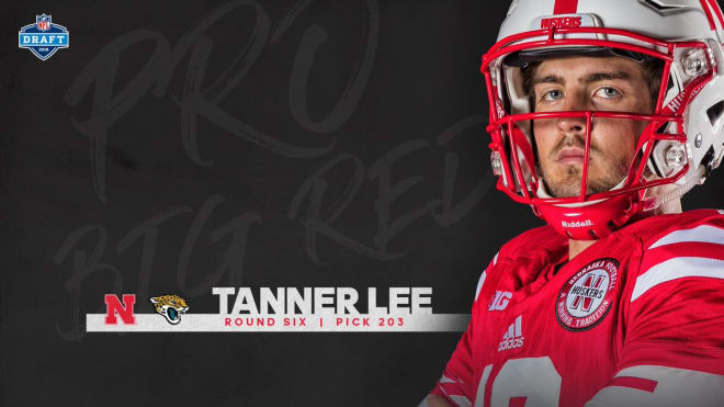 Jaguars land Nebraska QB Tanner Lee with selection No. 203