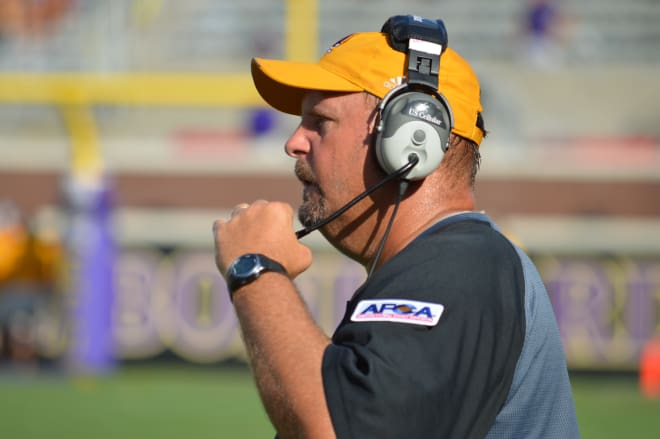 New ECU defensive coordinator David Blackwell has the numbers moving in the right direction heading into Saturday.