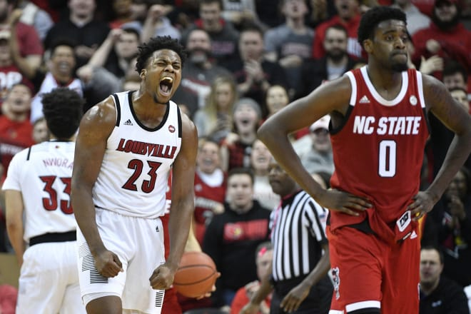 eae34b12dae8e TheWolfpacker.com - Quick hits from NC State s 84-77 loss at Louisville