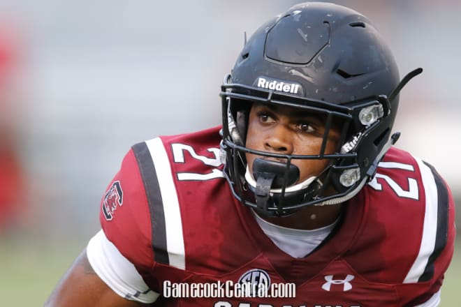 South Carolina Gamecocks safety Jamyest Williams is going to transfer from the program.