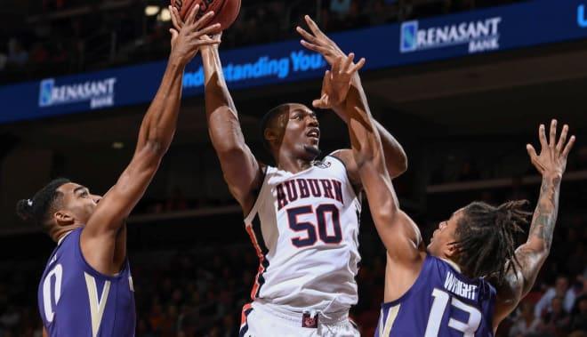 AuburnSports - Auburn basketball picked to finish 4th in SEC