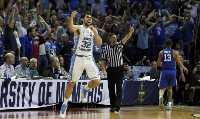 Maye's arrival came in the regionals two years ago.
