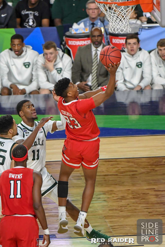 While he has yet to officially make a decision, Texas Tech's Jarrett Culver is expected to declare early for the NBA draft