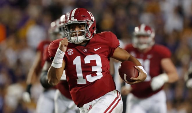 Crimson Tide 'D' posts another shutout
