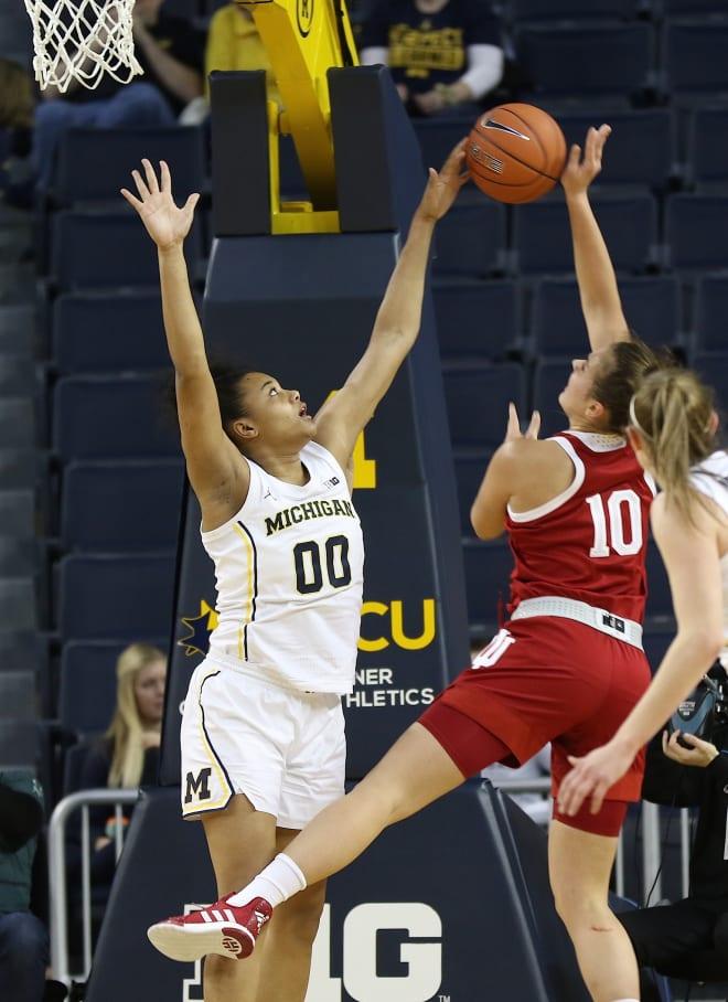 Thewolverine Michigan Wolverines Women S Basketball 2019
