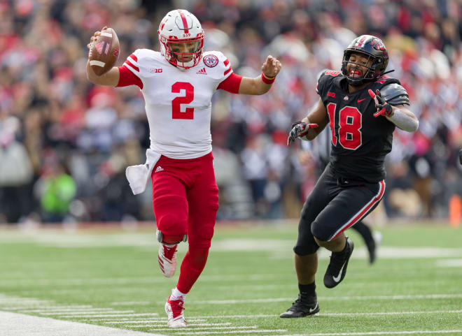 Nebraska gave Ohio State all they could handle in Columbus a year ago.