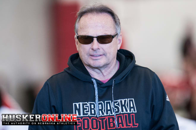Defensive coordinator Mark Banker