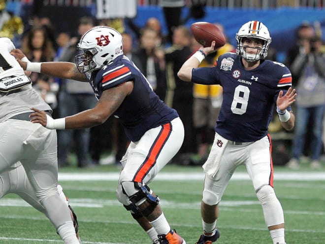 Stidham says Tigers have 'unfinished business' announces his return