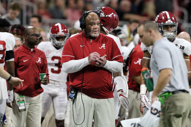 Alabama defensive line coach leaves for same post with Steelers