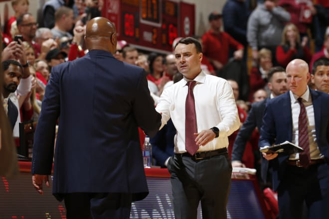 TheHoosier - WATCH: Archie Miller, players preview two-game road trip
