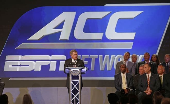The ACC Network is scheduled to launch Aug. 22, 2019.