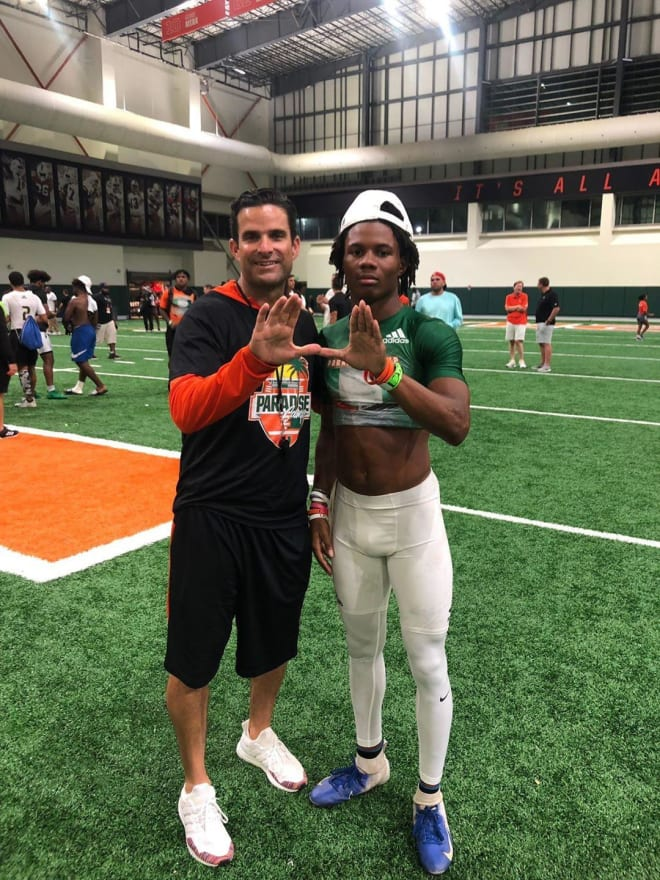 CaneSport - CB eyeing making Cane commitment this week