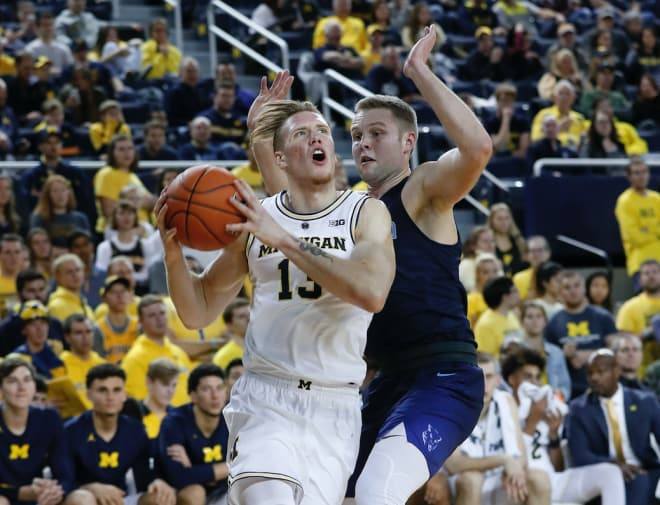 No. 4 Michigan hosts Indiana in final tuneup of the season