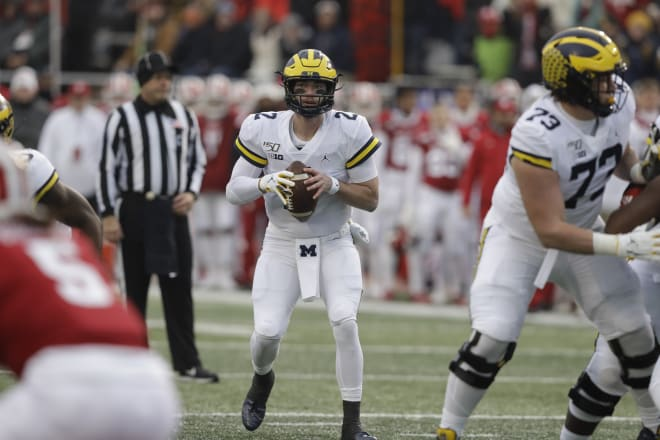 TheWolverine - Thirteen Wolverines Awarded Big Ten Honors On Offense