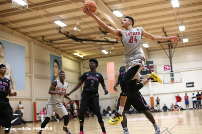 Five-star recruit Kevin Knox and his three siblings grew up loving Florida State.