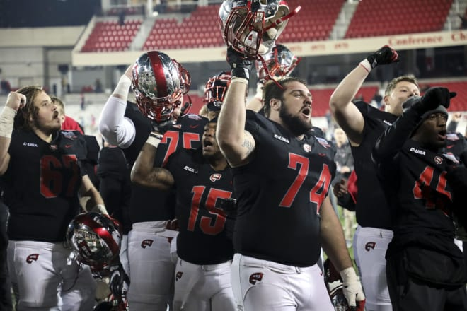 WKU a viable option to replace UConn in the AAC (Photo by: Katie Stratman, WKU Athletics)
