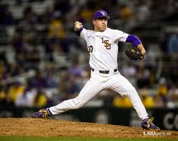 LSU freshman reliever Trent Vietmeier gave up consecutive eighth inning home runs as UL-Lafayette rallied for the win
