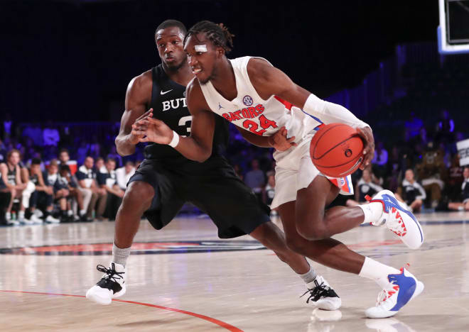 Gators fall to Bulldogs to end trip in Bahamas
