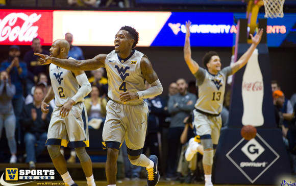 No. 8 Texas Tech edges No 2. WVU