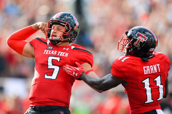 Redraidersports Timeline Looking Back At Patrick Mahomes
