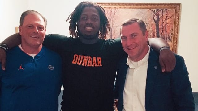 Mullen and Grantham push all the right buttons with 4-star DL Derick Hunter