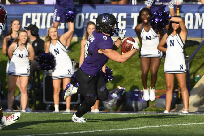 WildcatReport - After further review: Northwestern 30 UNLV 14