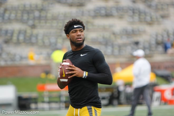 Kelly Bryant is expected to play this week after missing Saturday's game with a hamstring injury.