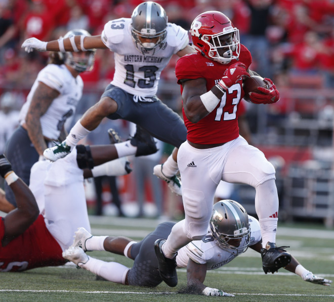 Michigan's next opponent, Rutgers, knocks off Purdue for second straight win