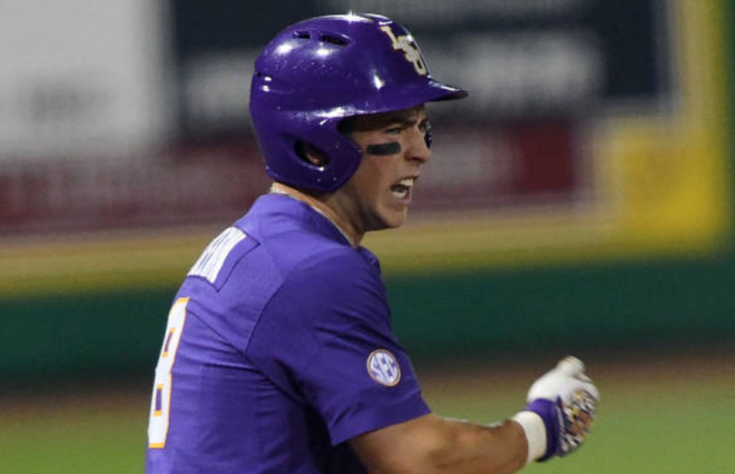 LSU powers past South Carolina 11-0 to make SEC title game