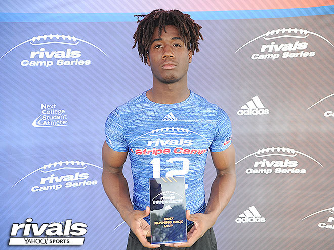 Rivals.com - Weekly Photo Recap from Rivals 3 Stripe Camp - Miami Edition