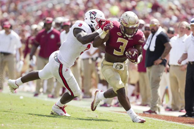 Winless 'Noles look to bounce back at 4-0 Wake Forest