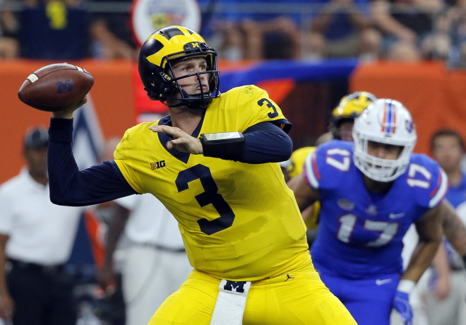 MLive recaps Michigan's 29-13 win over Air Force