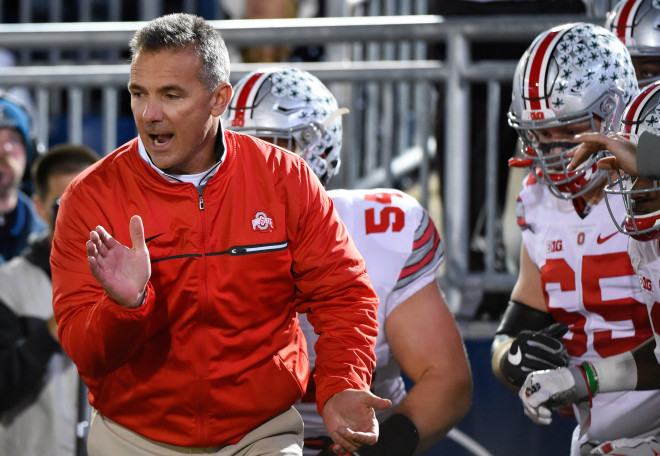 Ohio State slips, Penn State in, Houston out