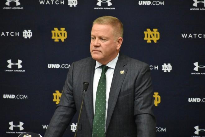Notre Dame TE Alize Mack (concussion) won't play Saturday