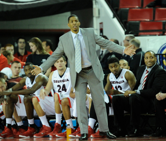 Georgia men's basketball assistant coach leaving for Alabama