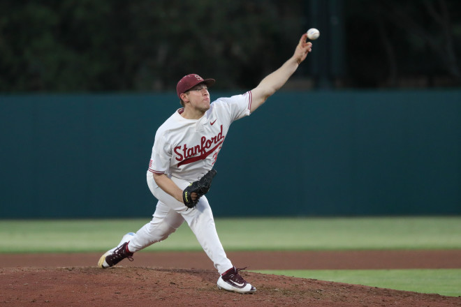 Baseball cruises to blowout victory over Sacramento State