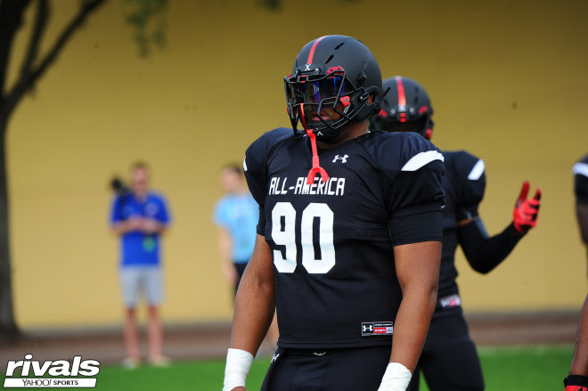 Michail Carter and the rest of Georgia's 2016 class will now have to prove themselves on the field.