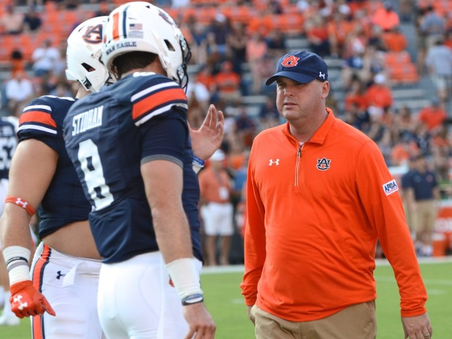 Malzahn's solution for Auburn's offensive woes