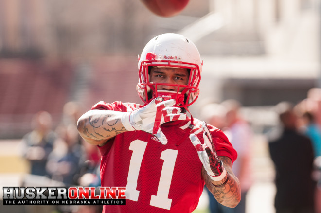 By the end of last season, Nebraska's Cethan Carter was playing as well as any tight end in the Big Ten Conference.