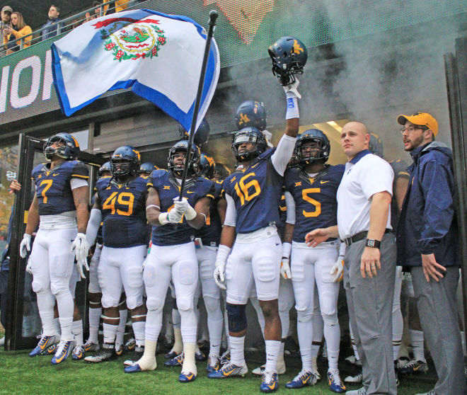 2017 WVU Football Schedule Released