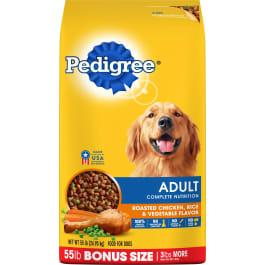 Pedigree Mealtime Complete Nutrition Adult Dry Dog Food
