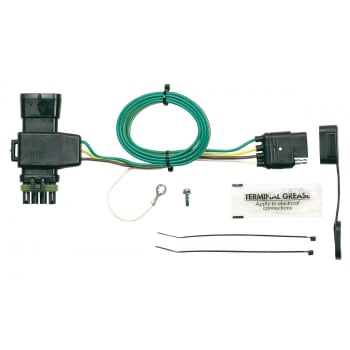 Terrific Wiring Kits Trailer Towing Accessories Trailers Towing Wiring Cloud Hisonuggs Outletorg