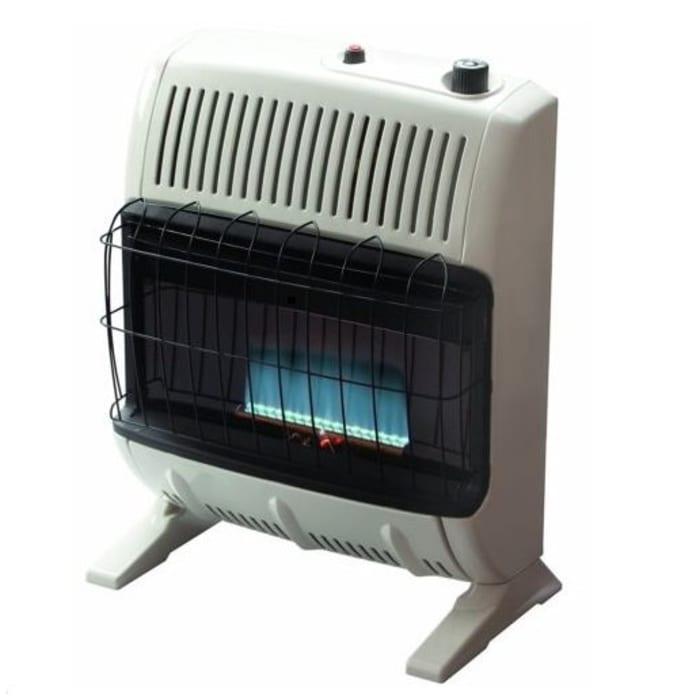 Propane Radiant Heater >> Mr Heater 30000 Btu Vent Free Radiant Propane Heater F299832