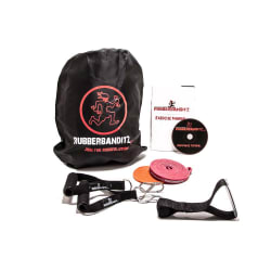 Basic Mobile Gym Kit in a Bag