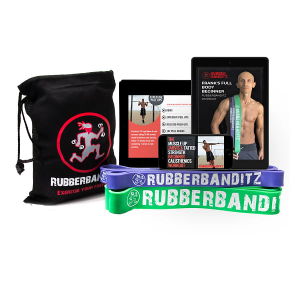 Frank Medrano Signature Series Calisthenics Kit