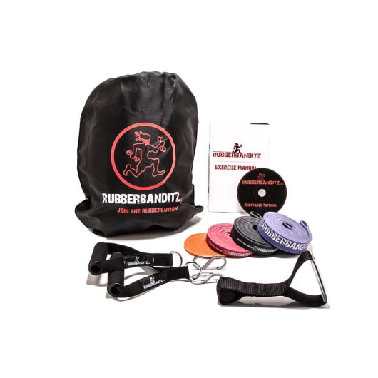 Deluxe Mobile Gym Kit in a Bag
