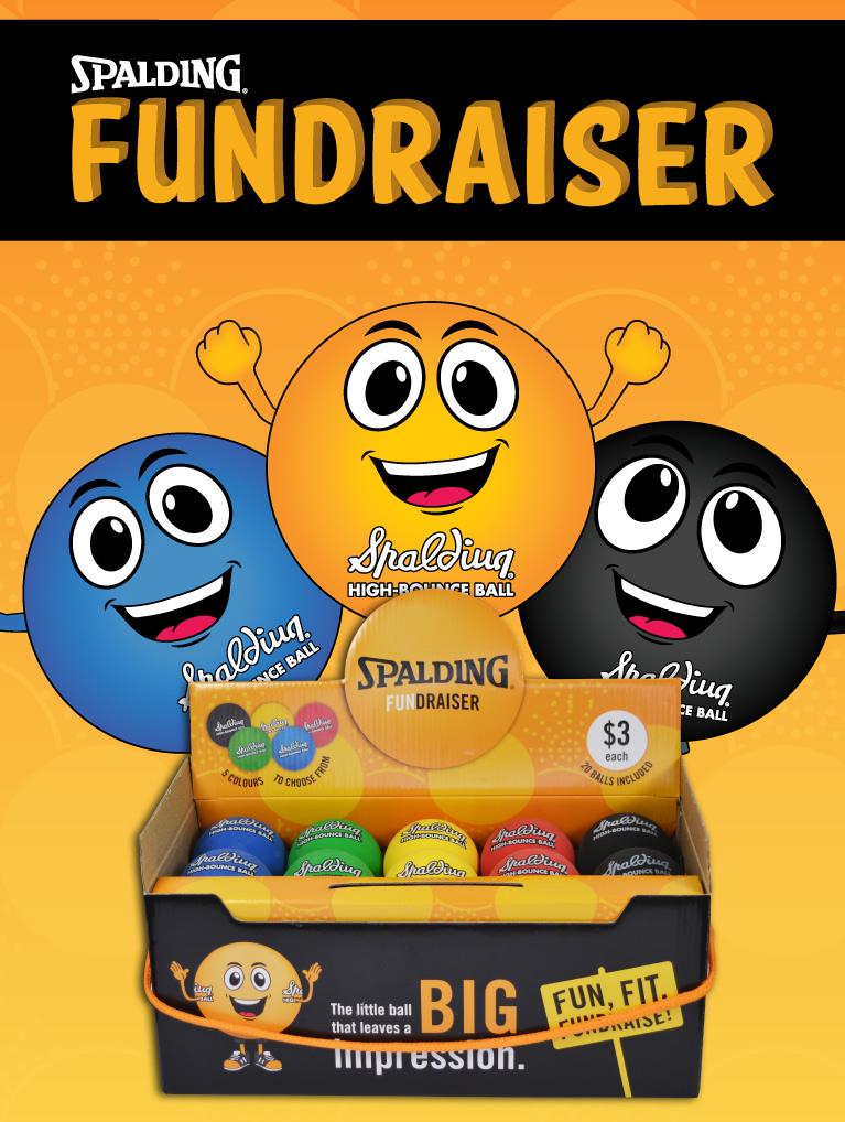 Spalding Fundraiser